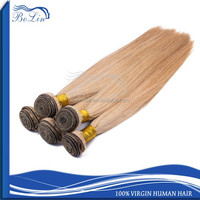 China Online Shopping 20 inch Virgin Remy Brazilian hair weft Made in China