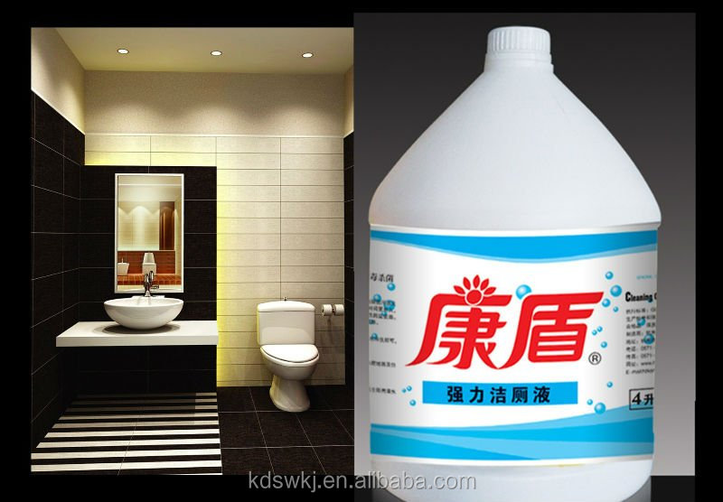 4L Flash germicidal toilet cleaner