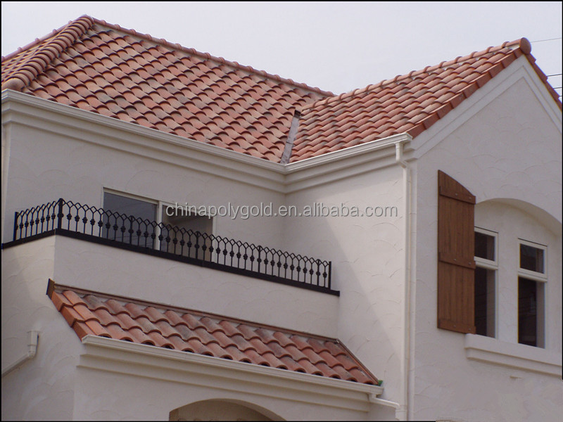 hot selling nigeria colorful stone coated metal roofing tile/metal corrugated tile roofing/Stone Chip Coated Metal Roof Tile