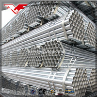 tianjin youfa zn coating galvanized steel water pipe specification
