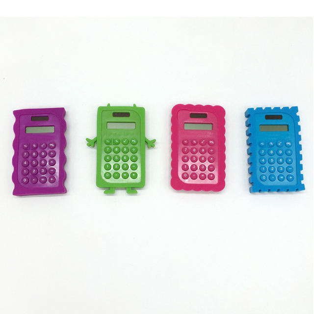 Looking Branded Fancy Small Scientific Calculator For Kids