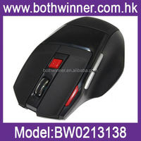 2.4g driver wireless mouse ,H0T045 optical cordless mouse , 7 Button newest wireless optical mouse
