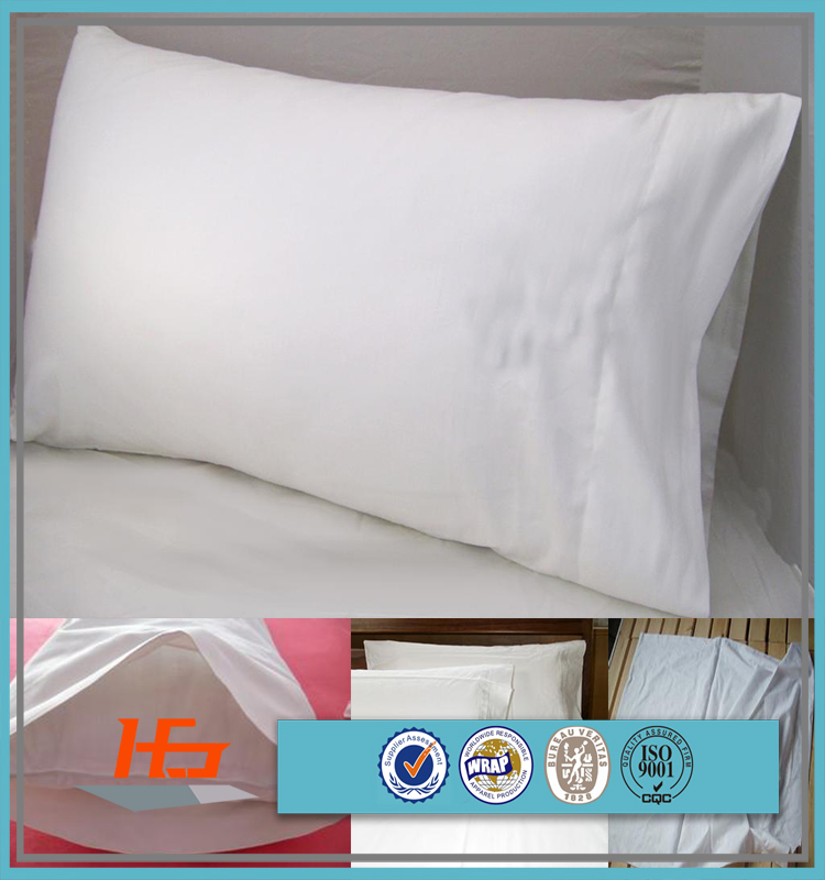 Cheap Bulk Sale Custom Size 100% Polyester White Blank Sublimation Pillow Cases