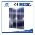 High efficiency poly solar panel 20w 12v for Small move kits