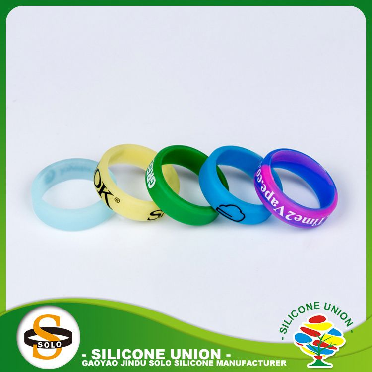 Customized waterproof molded silicone o rings