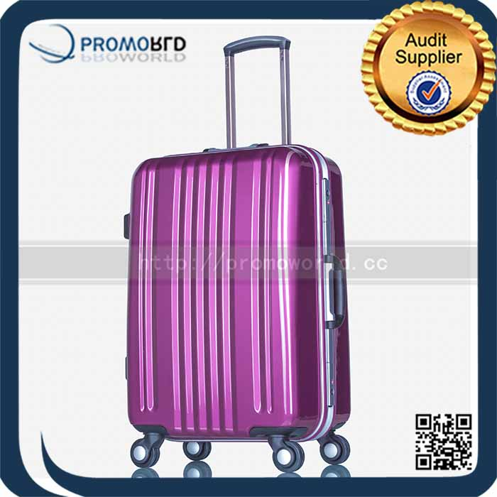 "20 "" 24 "" 28 "" Purple ABS travel Suitcase Luggage"