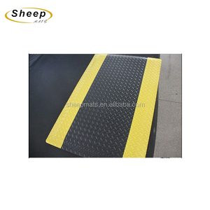2018 Hot sell durable non-toxic absorbing shock anti-fatigue industrial door mats