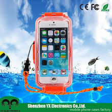 high quality ip68 waterproof case for cell phone smartphone wholesale