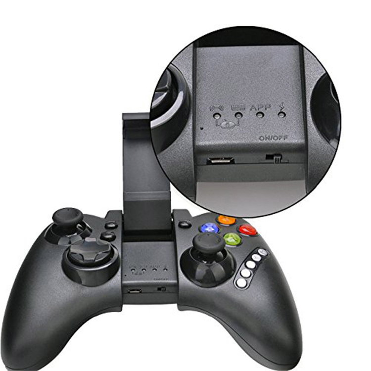 Wholesale price PG-9021 Wireless Bluetooth Game Gaming Controller Joystick Gamepad for Android IOS Cellphone Tablet PC TV BOX