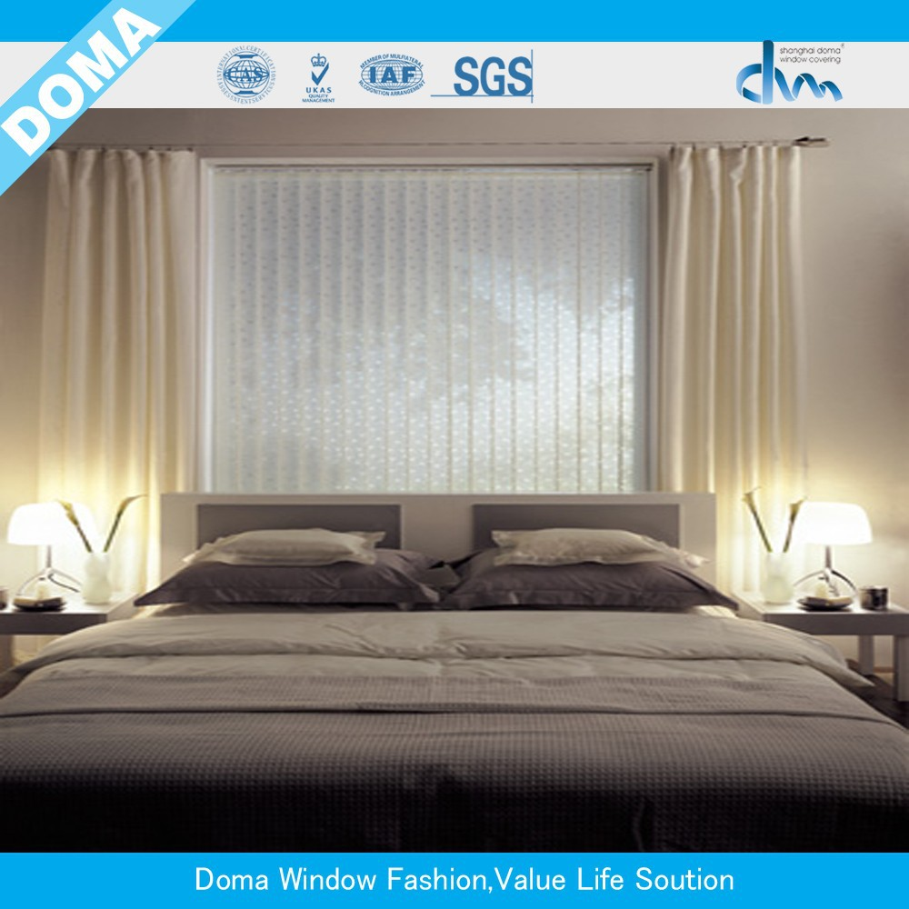 Home decor Room Darkening Vertical Blinds & Fabrics