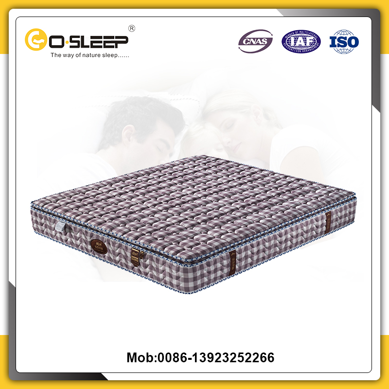 Alibaba sleep care elegance queen royal comfort spring memory foam mattress