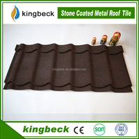 sand coated metal roofing shingles new zealand colorful stone coated steel roofing tiles