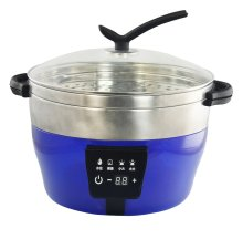 High Quality 2 Layers Multifunctional Steam Rice Cooker