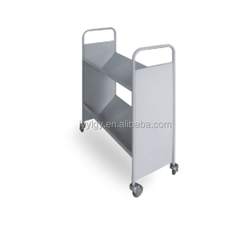 High quality steel library mobile bookshelf