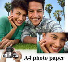wholesale a4 glossy photo paper used for digital printing made in china