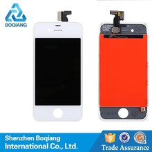 Mobile Phone Lcd for iphone 4 4s LCD Touch Screen+Lcd Display Assembly+Frame Complete White Black