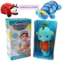Custom Cartoon Adult Baby Care Toy Soothing Toy