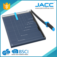 Factory Price Desktop Electric Guillotine Paper Cutter with BSCI Standard