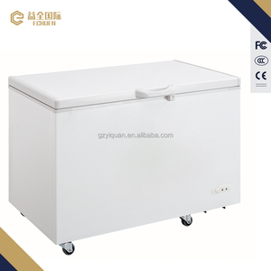 500L top open refrigerator, chest freezer,commercial deep freezer