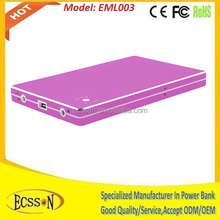 30000mah exteral power bank , portable battery for laptop charging , power bank for laptop