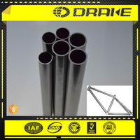 DIN EN10305 E235 High Pressure and High Hardness Carbon Seamless Steel Tube for Bike Frame