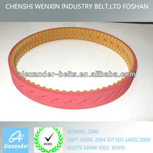 Industry PU Timing Belt process