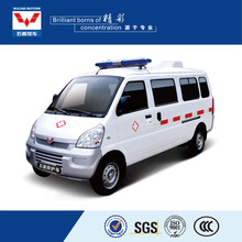 high quality good maneuverability fully-equipped ambulance van