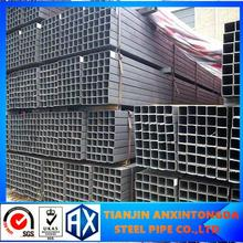 stainless steel welded pipe square tube steel tubing hot rolled or cold drawn carbon tube