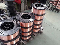 Factory! supply CO2 welded wire welding wire AWS ER70S-6 0.6/ER50-6 price of 1kg bronze