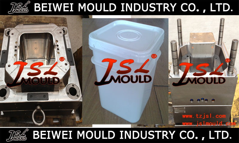 Plastic injection Icecream Box Mould