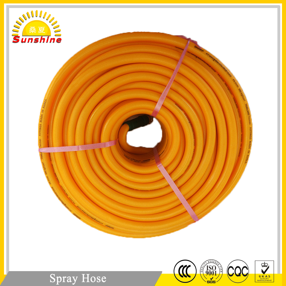 Specialized High Quality Flexible Super Pressure PVC Air Spray Pipe Hose