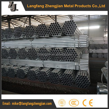 new design New Technology Portable galvanized steel pipe for greenhouse frame