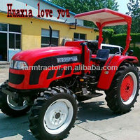 40--55hp good price garden tractor for sale