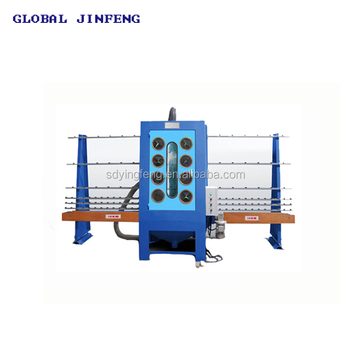 JFP-1500 Manual sanblaster for glass spraying Made in China