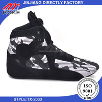 hot wrestling shoes custom color wrestling shoes camouflage boxing shoes