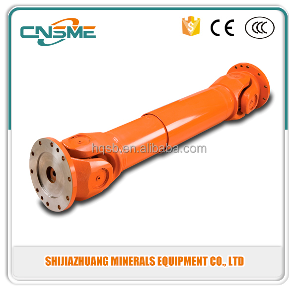 Wichmann cardan shaft transmission parts Cross Universal Coupling flexible coupling Heavy-duty Machinery joint coupling