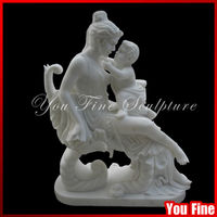 white marble cherubs stone angel boy statue outdoor children garden statues