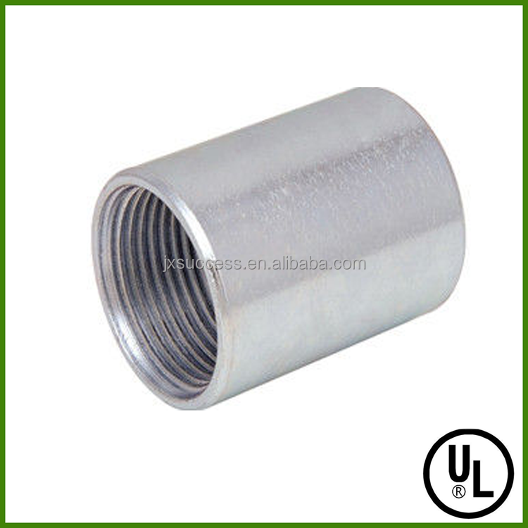 Steel Rigid IMC Conduit Coupling Type Electrical Pipe Fitting