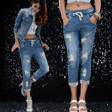 Pantalon Jean With 100% Cotton China Supplier jean Trousers On Shopping