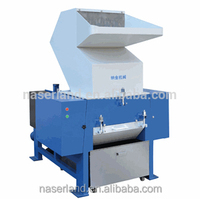 Best Quality Naser Brand small recycled plastic bottle crusher plastic grinder machine