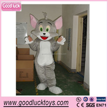 advertising Tom & jerry mascot costume,fur mascots/party cartoon costumes