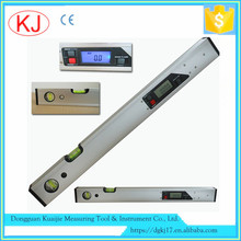 Digital Aluminum Electronic Spirit Level With Adjustable Vial