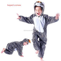 Unisex Adults And Kids Fancy Pajamas Animal Party Costumes