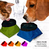 Collapsible Dog Cat Bowl