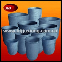 High Purity Graphite Crucibles for cooper alluminium gold sliver smelting