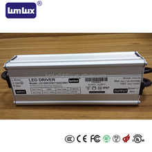 150W 4.2-6.3A Constant Current Dimmable led driver