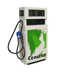 CS30-S economical series good petrol pump service station, low price high quality gas station machine