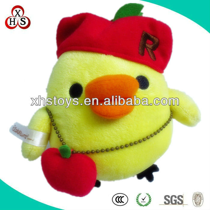 chicken plush toy custom chicken stuffed toys in cheap price