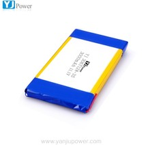 3 cell 11.1v 3000mah lithium polymer battery