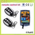 factory price 315/433MHz Universal Transmitter Receiver Remote Wireless 402PC-42.0